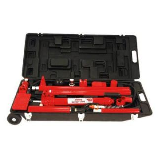 Torin Big Red T71001 10 Ton Porta Power Kit with Case