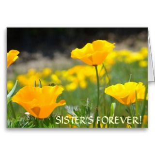 Sister Sisters Happy Valentines Day Card Pink