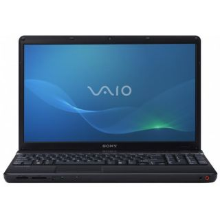 Sony VAIO VPC EB42FX/BJ 2.53GHz 500GB 15.5 inch Laptop (Refurbished