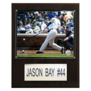 MLB 12 x 15 in. Jason Bay New York Mets Player Plaque