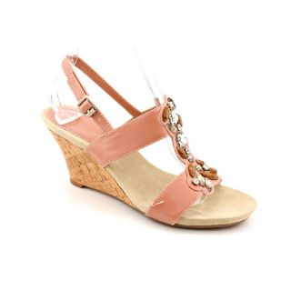 Etienne Aigner Womens Wolf Synthetic Sandals Was $40.99 Today $32