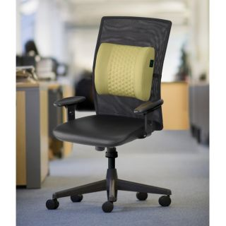 Bodipedic Vibes Vibrating Lumbar Support Back Rest