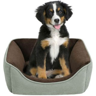 Soft Touch Reversible Rectangular Indoor Pet Bed