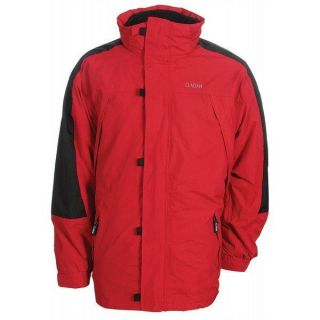 Trespass Enduring Red Snowboard Jacket