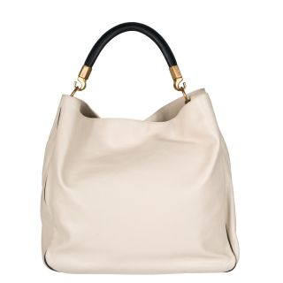 Yves Saint Laurent Large Roady Leather Hobo Bag