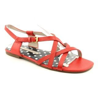 Marc By Marc Jacobs Womens 615169 Leather Sandals (Size 9