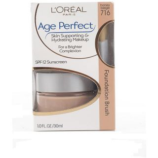 Oreal Age Perfect Skin Support 716 Honey Beige Hydrating Makeup
