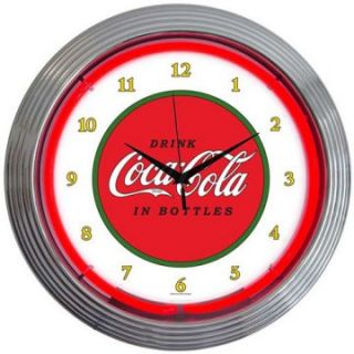 Coca Cola® 1910 Classic Neon Clock