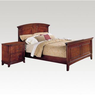 Corrine 2 piece Queen size Bedroom set