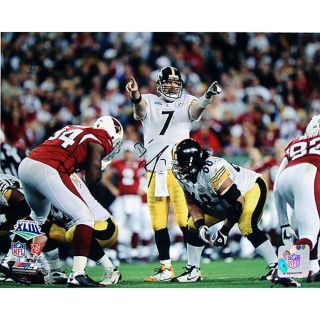 Steiner Sports Ben Roethlisberger Autographed Photo