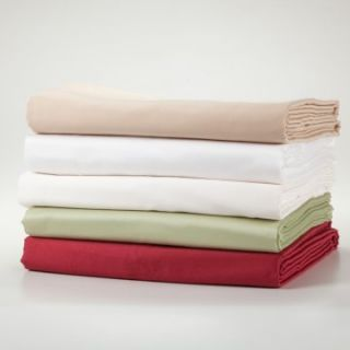 Elite Home Products Hemstitch 400 Thread Count Cotton Sheet Set