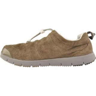 Mens Propet Travel Walker Suede Gunsmoke