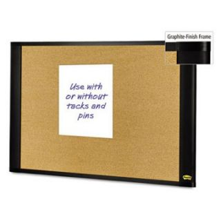 Post it 48 x 36 in. Cork Sticky Bulletin Board   Bulletin Boards at