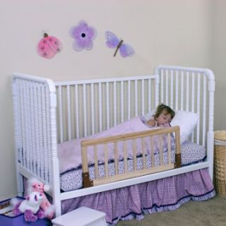 Regalo Wooden Deluxe Convertible Crib Rail   Baby Safety