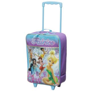 Disney Fairies Kids Rolling Carry On Upright