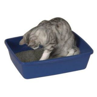 Clean Go Pet Litter Pans   6 Pack   Blue   Litter Boxes