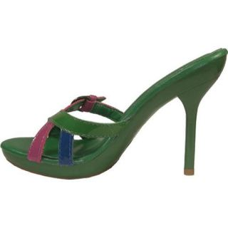 Womens Bruno Menegatti 26220 Multi Green