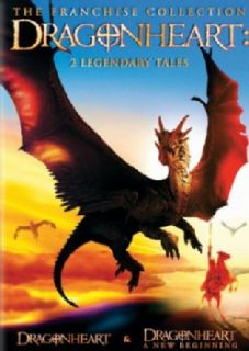 Dragonheart 2 Legendary Tales (DVD)