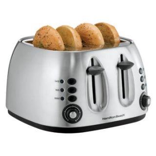 Hamilton Beach 24504 4 Slice Mechanical Toaster
