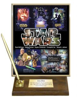 Star Wars   Desktop Pen Set