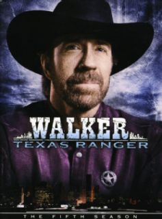 Walker, Texas Ranger The Fifth Season (DVD)