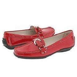 AK Anne Klein Ritchey Dark Red Patent