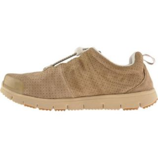 Womens Propet Travel Walker Suede Taupe