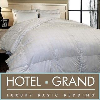 Hotel Grand Oversized Luxury 600 Thread Count Down Alternative