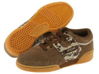 Reebok Lifestyle Workout Low DGK Nut Brown/Kenya/Stucco/Black