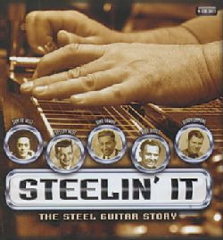 Various Artists   Steelin It: The Steel Guitar Story