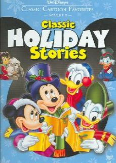 Walt Disneys Classic Cartoon Favorites Vol. 9: Classic Holiday