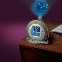Homedics SoundSpa Premier AM/FM Atomic Clock Radio