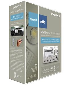 Delphi Sure Connect Skyfi2 XM Radio Kit with Rebate