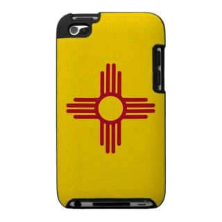 Ipod Case with Flag of New Mexico State