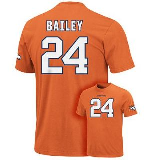 Denver Broncos Champ Bailey The Eligible Receiver Tee   Men