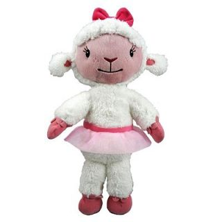 Disney Doc McStuffins Lambie Talking Plush Doll