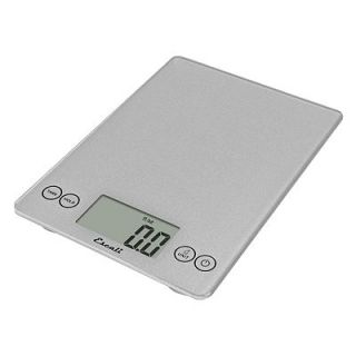 Escali Arti Tempered Glass Digital Kitchen Scale