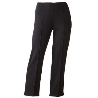 Cathy Daniels Pull On Straight Leg Pants   Womens Plus