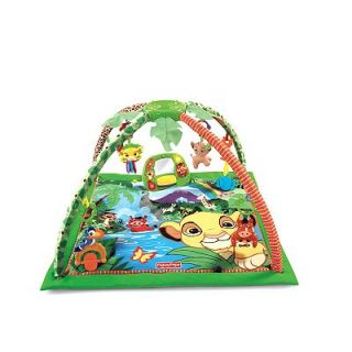 Disney Baby Simbas King Sized Play Gym by Fisher Price