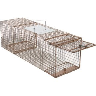 All Live Animal Cage Trap — Small Raccoon Trap, Model# 152 0 004