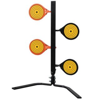 Do All Outdoors Steel Target System   Steel Round Up   Save 35%