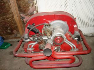 VW Trike Dune Buggy Bettle 1600 Dual Port Engine
