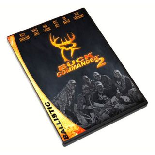 Buck Commander 2   Ballistic DVD