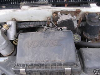 96 99 Chevy GMC Isuzu 4 3 Vortec Engine 102 000 Miles