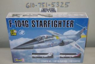 Revell Model Kit 5324 1 48 F 104G Starfighter RCAF gms Customs Hobby