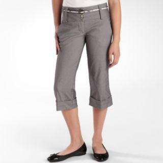 Tracey Evans Belted Cuff Pants   product