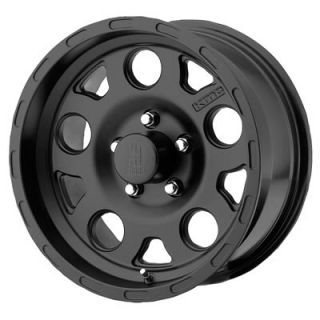 KMC XD Wheel XD 122 Enduro Aluminum Black 16x8 6x5 5 Bolt Circle 4