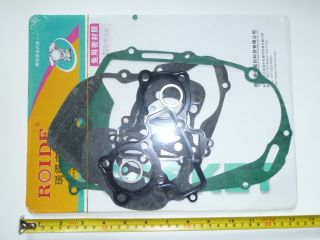 New Full Set Engine Gasket for Yamaha Virago XV 125 250