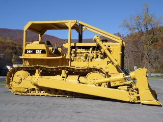 Caterpillar D8H Cat D8 H Crawler Dozer