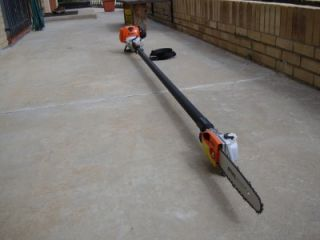 Stihl HT131 Telescoping Pole Saw Power Pruner Chainsaw